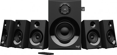 Акустична система Logitech Audio System Z607 5.1 Bluetooth Black (980-001316)