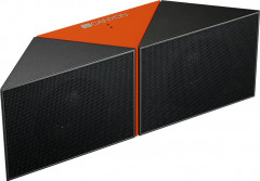 Акустическая система Canyon Transformer Portable Bluetooth Speaker Black/Orange (CNS-CBTSP4BO)