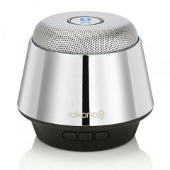 Портативная bluetooth MP3 колонка NP Rokono B10 Silver