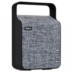 Портативная колонка Hoco BS6 NuoBu desktop Bluetooth speaker Gray