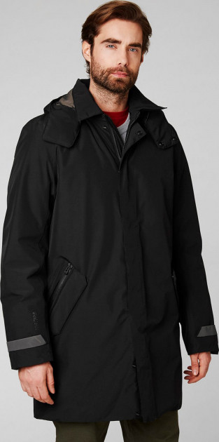 Куртка Helly Hansen Oslo Padded Coat 53343-990 XXL Black (7040055977981)