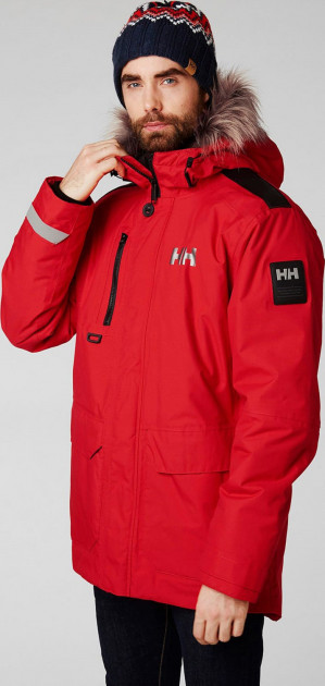 Парка Helly Hansen Svalbard Parka 53150-111 XL Flag Red (7040055968736)