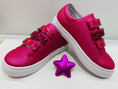 Кеди EVIE shoes Saba 26 Pink Matt (122-16K 26)