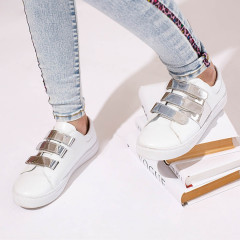 Кеди EVIE shoes Saba 32 White Neon (122-9KW 32)