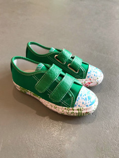Кеди EVIE shoes Sneakers 35 Green (187-3K 35)