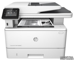 HP LaserJet Pro M426dw with Wi-Fi (F6W13A) + USB cable