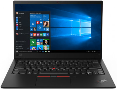 Ноутбук Lenovo ThinkPad X1 Carbon (7th Gen) (20QD002YRT) Black
