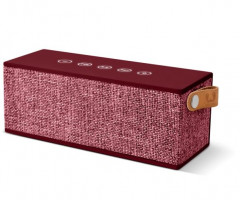 Портативная акустика Fresh 'N Rebel Rockbox Brick Fabriq Edition Bluetooth Speaker Ruby (1RB3000RU)