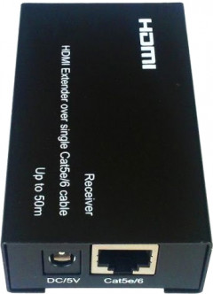 Удлинитель Logan HDMI Ext-02 IR