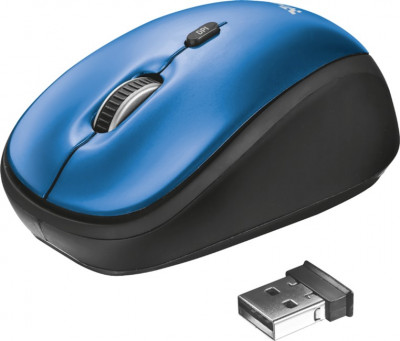 Миша Trust Rona Wireless Blue (TR22927)