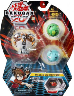 Игровой набор Spin Master Bakugan Battle planet Бакуган Аурелиус Гидраноид (SM64424-14) (778988550441)