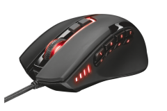 Мышь Trust GXT 164 Sikanda MMO Mouse (21726)