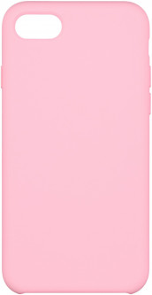 Панель 2Е Liquid Silicone для Apple iPhone 7/8 Rose Pink (2E-IPH-7/8-NKSLS-RPK)