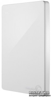 Жесткий диск Seagate Backup Plus Portable 1TB STDR1000411 2.5 USB 3.0 External White + Rescue