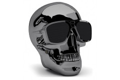 Акустическая система Jarre Technologies AeroSkull Nano Chrome Black