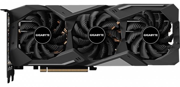 Gigabyte PCI-Ex GeForce RTX 2060 Super Gaming OC 3X 8G 8GB GDDR6 (256bit) (1710/14000) (HDMI, 3 x DisplayPort) (GV-N206SGAMING OC-8GD) - изображение 1