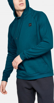 Худи Under Armour Rival Fleece Po Hoodie 1320736-417 S Синее (192810623583)