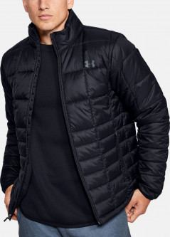 Куртка Under Armour Ua Armour Insulated Jacket 1342739-001 M Черная (192810220867)