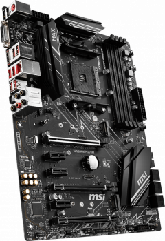 Материнська плата MSI X470 Gaming Plus Max (sAM4, AMD X470, PCI-Ex16)