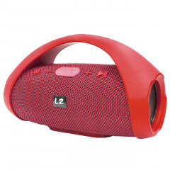 Портативная Bluetooth колонка LZ Boombox mini Red (2959-8329а)