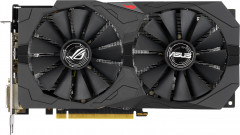 Asus PCI-Ex Radeon RX570 ROG Strix Gaming 8GB GDDR5 (256bit) (1310/7000) (2 x DVI, HDMI, DisplayPort) (ROG-STRIX-RX570-O8G-GAMING)