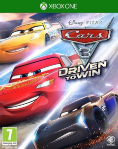 Cars 3: Driven to win XBox One (Русская версия)