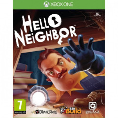 Hello Neighbor XBox One (С русскими субтитрами)