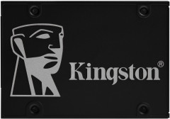 "Kingston SSD KC600 256GB 2.5"" SATAIII 3D NAND TLC (SKC600/256G)"