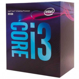 Intel Core i3 9100F Box (BX80684I39100F)