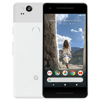 Смартфон Google Pixel 2 64Gb Clearly White Seller Refurbished