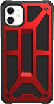 Панель UAG Monarch для Apple iPhone 11 Crimson (111711119494)