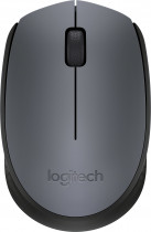 Миша Logitech M170 Wireless Black/Grey (910-004642)