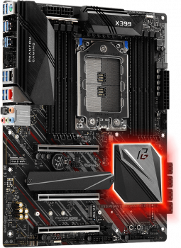 Материнська плата ASRock X399 Phantom Gaming 6 (sTR4, AMD X399, PCI-Ex16)