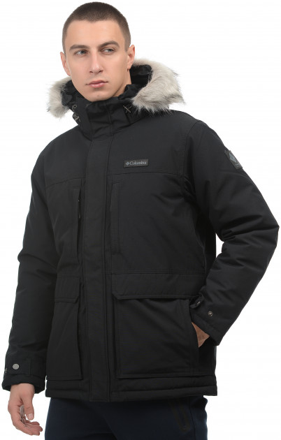 Куртка Columbia Marquam Peak Jacket 1798921-010 L (0191454921093)