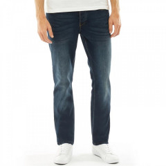 Джинси French Connection James Tapered Fit IND05 Darkwash Stretch Dark Blue Wash, 32 (10402473)