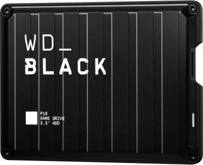 "Жорсткий диск Western Digital WD BLACK P10 Game Drive 5TB WDBA3A0050BBK-WESN 2.5"" USB 3.2 External Black"