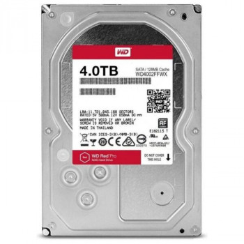 WD Red Pro WD4002FFWX