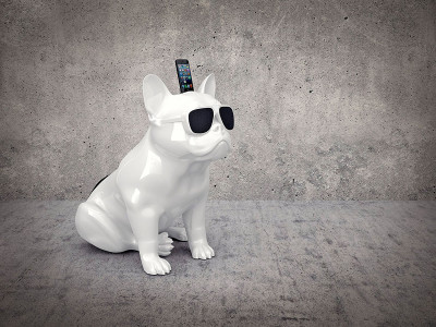 Колонки Jarre Technologies AeroBull HD1 Glossy White ML06031 2001