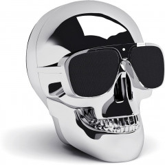 Колонки Jarre Technologies AeroSkull Nano Chrome Silver ML80110