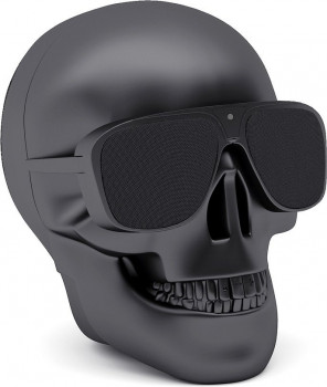 Колонки Jarre Technologies AeroSkull Nano Matt Black ML80114