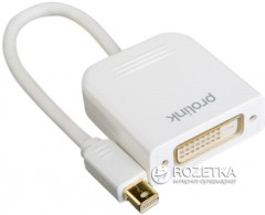 Кабель ProLink mini DisplayPort - DVI-D 0.15 м (MP350)