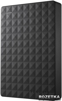 Жорсткий диск Seagate Expansion 4TB STEA4000400 2.5 USB 3.0 External Black
