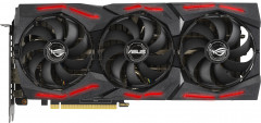 Asus PCI-Ex GeForce RTX 2060 Super ROG Strix 8G Gaming EVO OC 8GB GDDR6 (256bit)(1470/14000)(2xDisplayPort, 2xHDMI, Type-C) (ROG-STRIX-RTX2060S-O8G-EVO-GAMING)