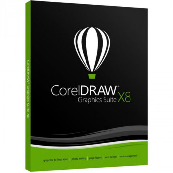 ПО для мультимедіа Corel CorelDRAW Graphics Suite X8 En for Windows (CDGSX8IEDP)
