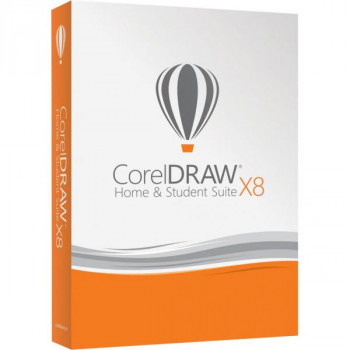 ПО для мультимедіа Corel CorelDRAW Home amp; Student Suite X8 EN Windows (CDHSX8IEMBEU)