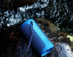 Портативная bluetooth колонка REMAX Waterproof RB-M28 Blue