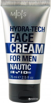 Крем для лица Mades Cosmetics Nautic Hydra -Tech для мужчин 75 мл (8714462090005)