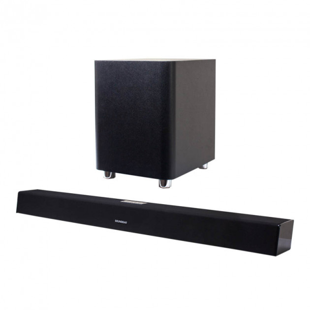 Bluetooth колонки Q Sound Soundbar S9620 with Subwoofer SW80 Black