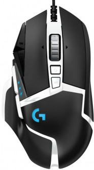 Мышь Logitech G502 SE Hero Gaming Mouse USB Black/White (910-005729)