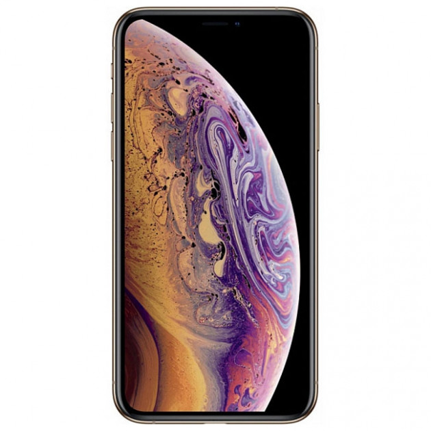 Apple iPhone XS 256GB (Gold) (MT9K2) + Чехол Silicon Case
